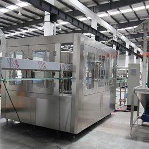 Mineral Water Bottling Filling Machine