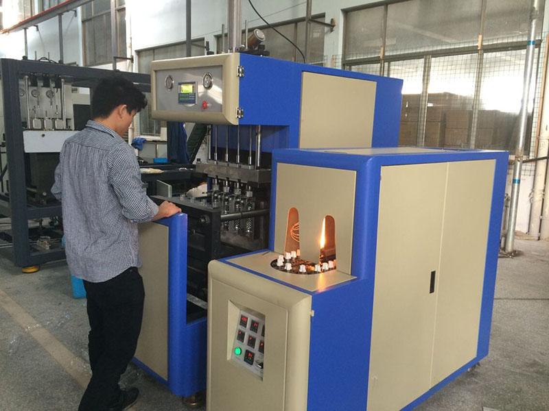 PET Blowing Machine China