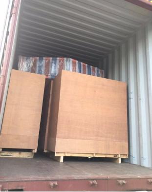 blowing machine shipping