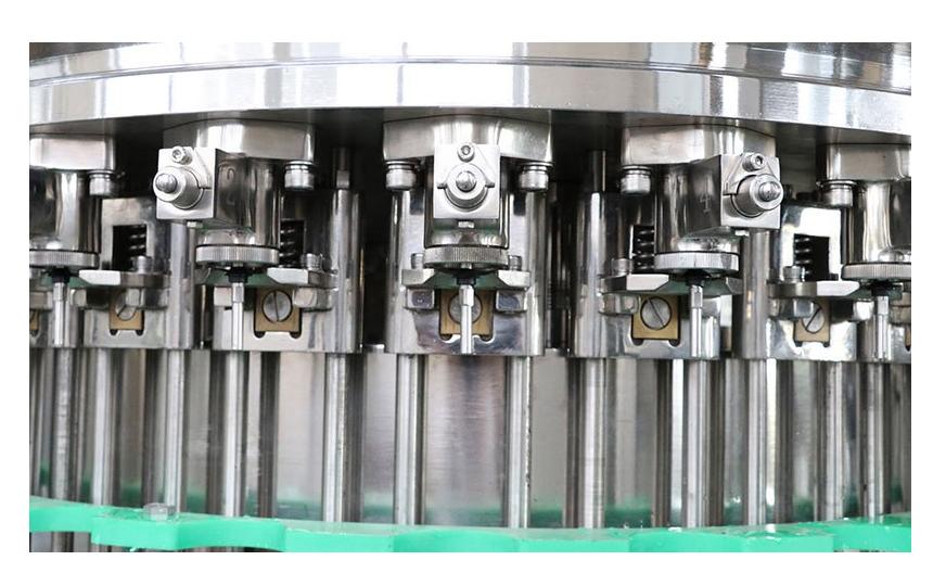 Carbonated Filling Machine