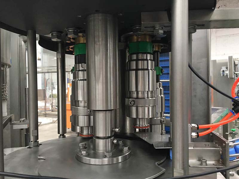 Mineral Water Bottling Filling Machine