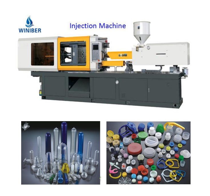 Preform Production Line, Bottle Blowing Machine, Water Production Line